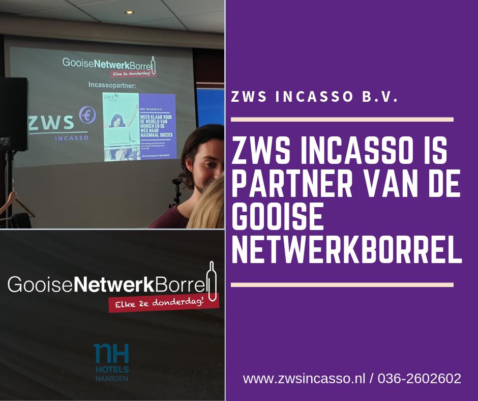 ZWS Incasso, Gooise netwerkborrel