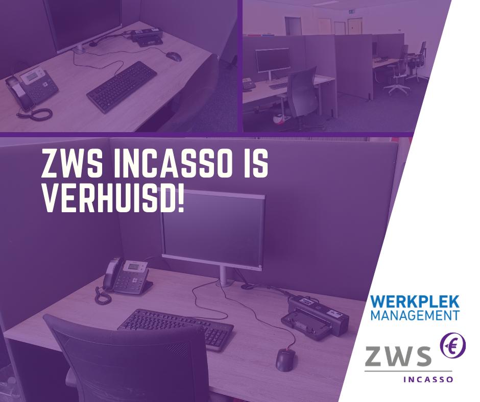 ZWS Incasso_ZWS Incasso is verhuisd