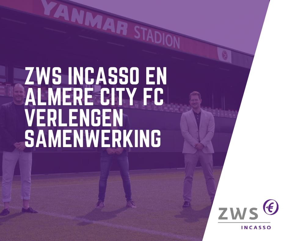 ZWS Incasso_Almere City FC